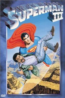 Superman III box art